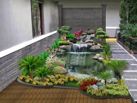 Feng Shui Kolam Ikan Di Depan Rumah