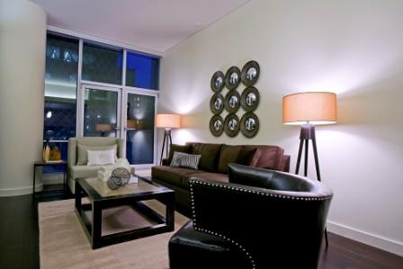 Lampu Hias Ruang Tamu Rumah Minimalis