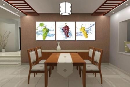 Lukisan Ruang Makan Menurut Feng Shui