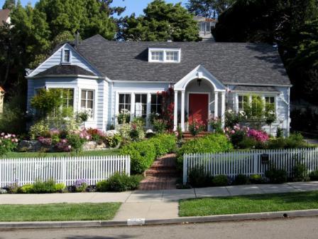 cara menata halaman depan rumah agar terlihat menarik