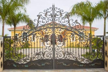 pagar rumah menurut feng shui