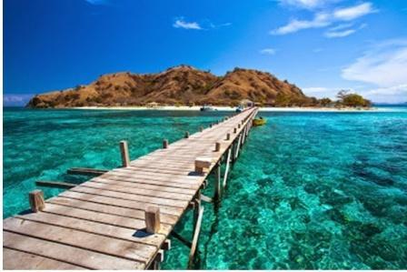 Pulau Mandeh Tempat Wisata Romantis di Sumatera Barat