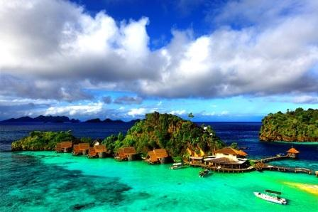 Tempat Wisata Terindah di Irian Jaya