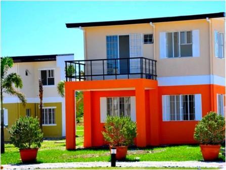 kombinasi warna exterior rumah