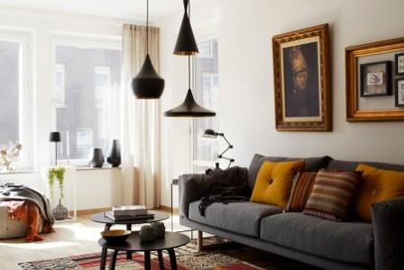 lampu gantung ruang tamu
