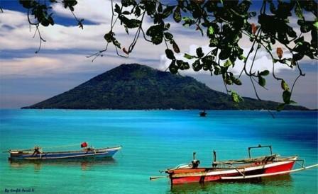 Taman nasional bunaken, Tempat di Sulawesi Utara