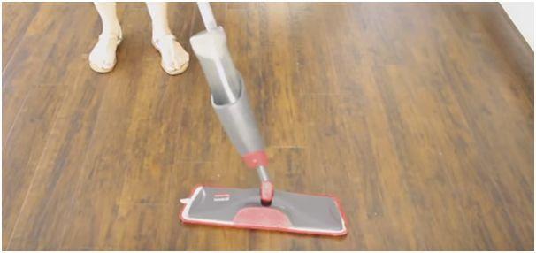 cara merawat lantai parket