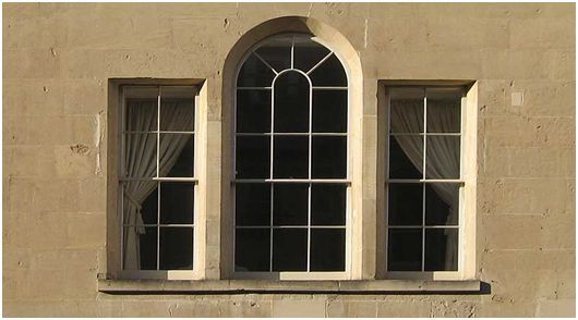 Palladian Window