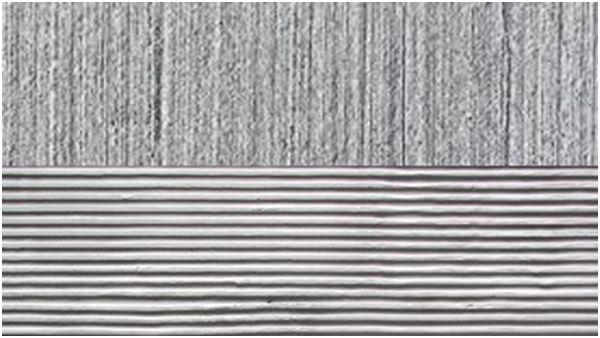 Membuat Tekstur Pada Dinding Semen