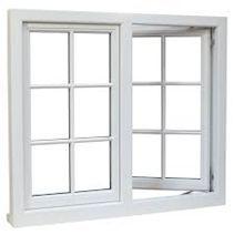 jendela kaca kamar tidur
