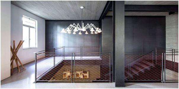 konsep design interior rumah