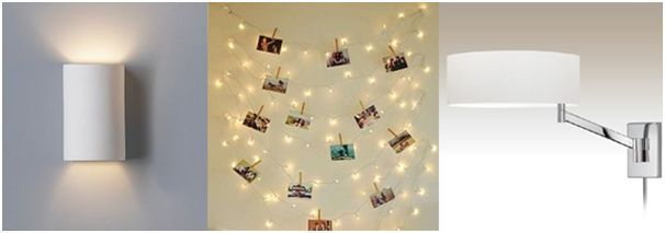 lampu hias dinding