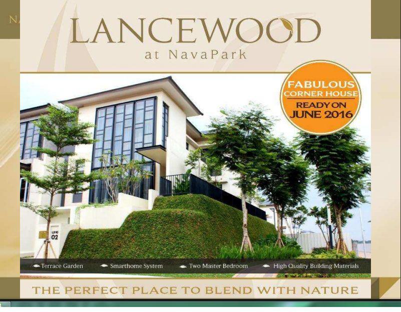 lancewood at navapark