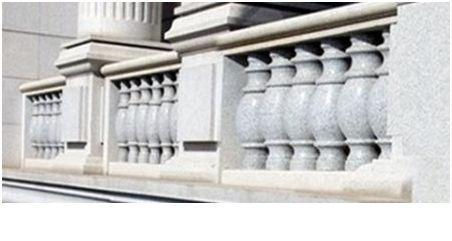 railing batu alam