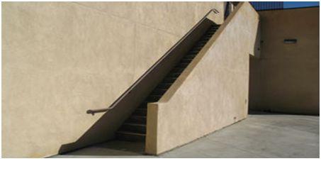 railing beton