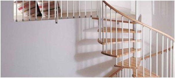 tangga melingkar