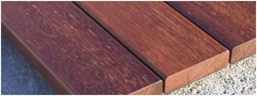 kayu untuk lantai outdoor kayu merbau