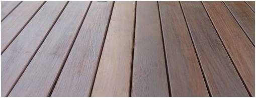 kayu ulin Kayu Untuk Lantai Outdoor