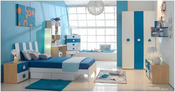 mendesign kamar tidur anak
