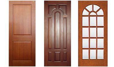 bahan baku Pintu