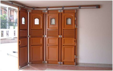 pintu rel